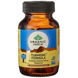 TURMERIC FORMULA - ORGANIC INDIA