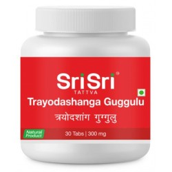 TRAYODASHANGA GUGGULU SRI SRI AYURVEDA FOR JOINT & MUSCLE PAIN nt Care