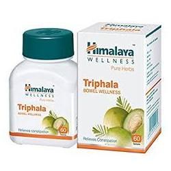 TRIPHALA  Himalaya - Najlepszy detox dla Organizmu
