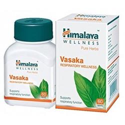 VASAKA HIMALAYA HERBALS - USPRAWNIA DROGI ODDECHOWE
