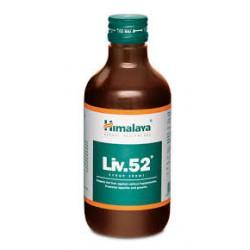 Liv 52 Himalaya Herbals detoksykacja wątroby