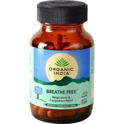 BREATHE FREE ORGANIC INDIA...