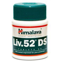 Liv 52 DS (PODWÓJNA MOC) HIMALAYA - DUŻA SKUTECZNOŚĆ W LECZENIU PROBLEMÓW Z WĄTROBĄ