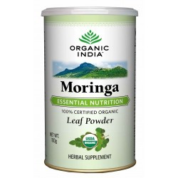 MORINGA ORGANIC INDIA